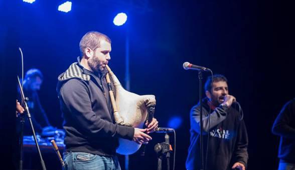 Αντίποινα και Social Waste live στο Gagarin - Παρουσίαση δίσκου «Το χιπ χοπ της