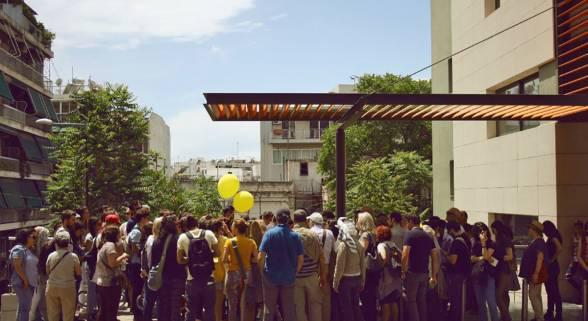 Arch Points 2017: Μια αρχιτεκτονική περιπλάνηση στο κέντρο της Αθήνας