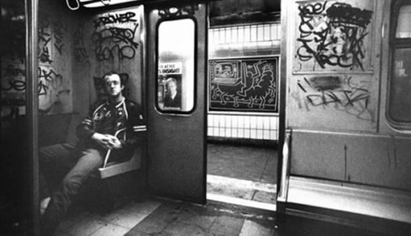 Keith Haring: Ένας υπέροχα δημιουργικός άνθρωπος