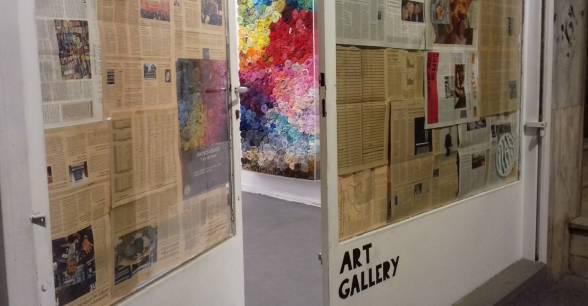 """""""I am still here"""", χώρος τέχνης Alibi"""