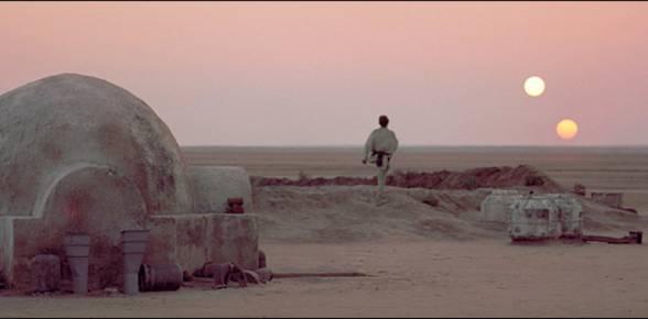 Πρώτη φορά Star Wars