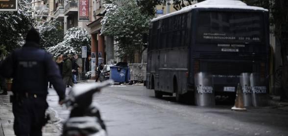 Ένοπλη επίθεση στα γραφεία του Πασόκ
