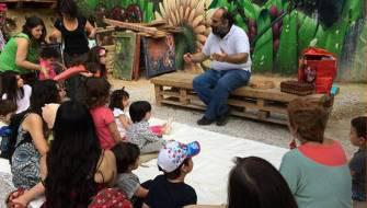 Παιδικές Κυριακές στο Πάρκο της Ναυαρίνου - 3η Κυριακή 21 Μάη