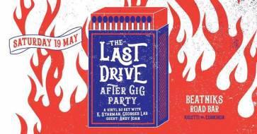 The Last Drive After Gig Party // Στο Beatniks στα Εξάρχεια