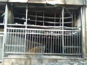 Εμπρηστική επίθεση στην κατάληψη της Νοταρά – το σπίτι των προσφύγων στα Εξάρχει