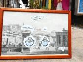The Rabbit Knows Αναρχία στη Νοσταλγία / έκθεση του σκιτσογράφου στο Μοναστηράκι