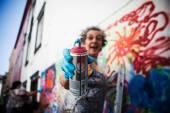 Lata 65 στην Λισαβόνα: Γκραφίτι για παππούδες & γιαγιάδες! Γιατί όχι;