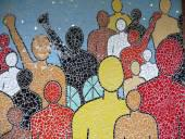 People Power Mosaic by Herb Neyfeld