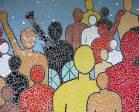 People Power Mosaic by Herb Neyfeld