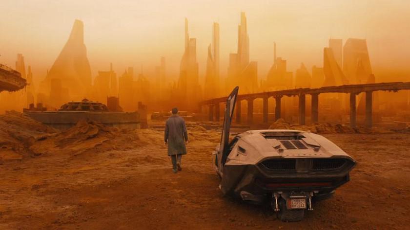 Blade Runner 2019 behind the scenes
