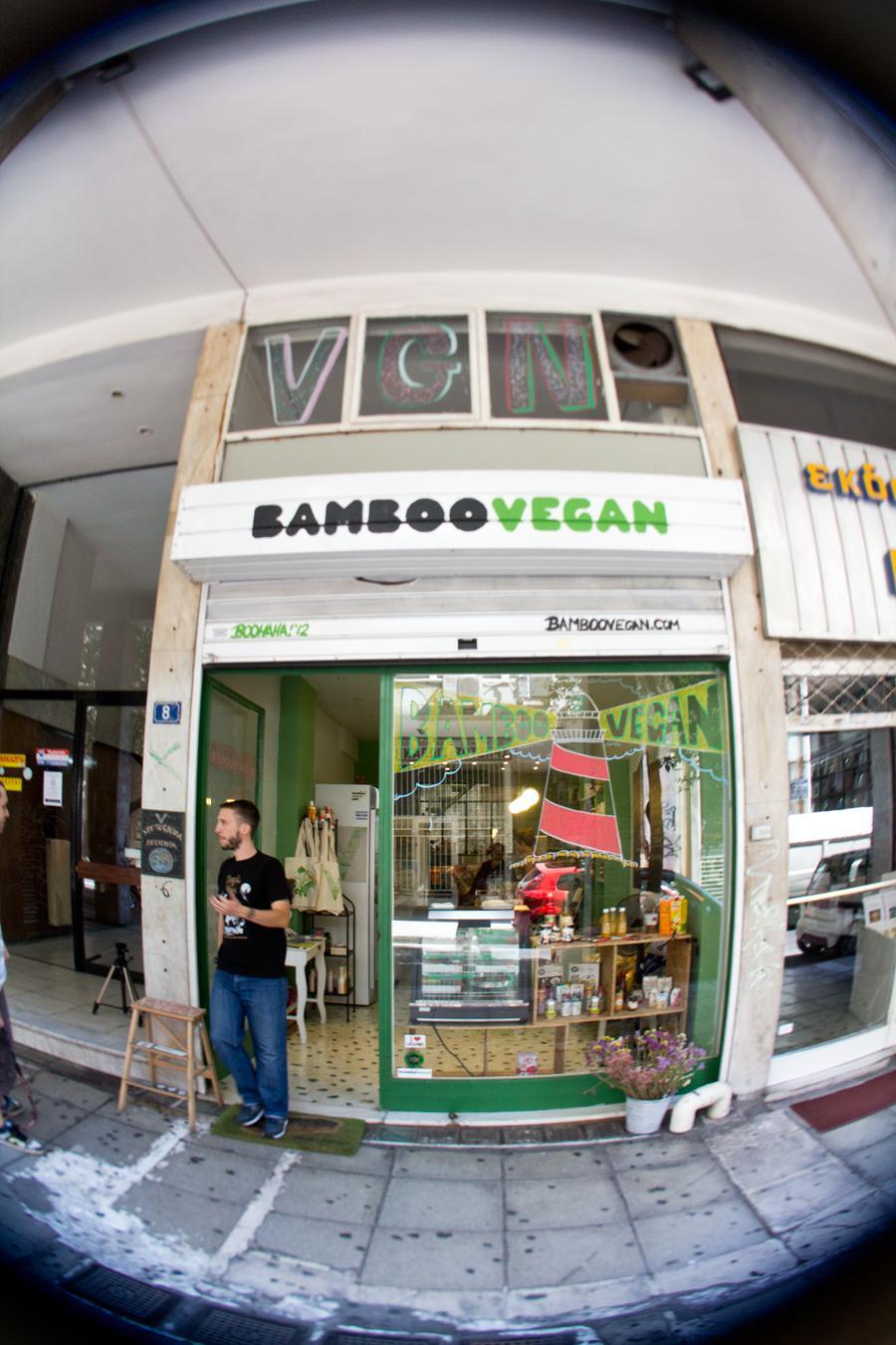 Bamboo Vegan