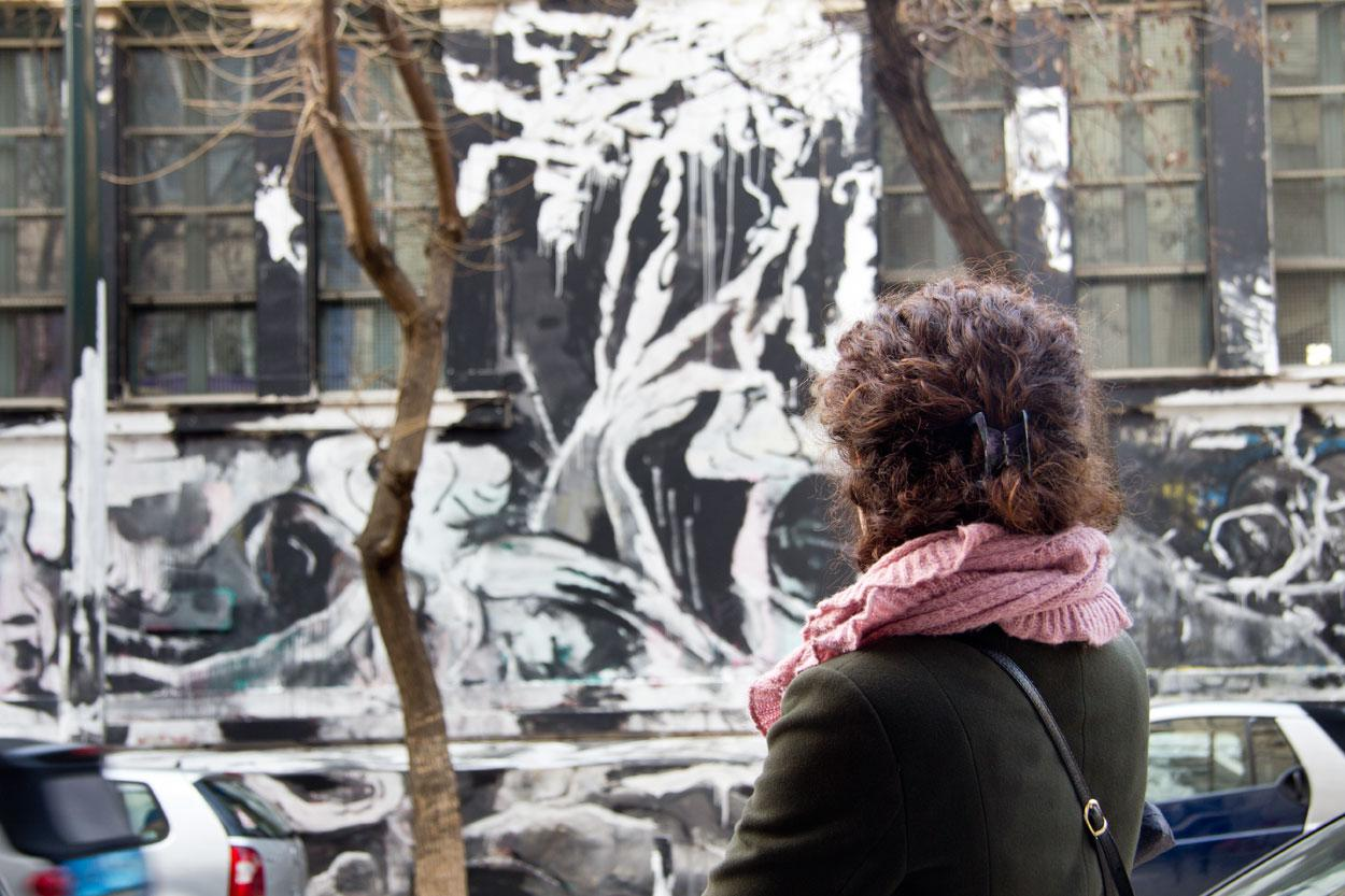 Απόψεις για το γκραφίτι