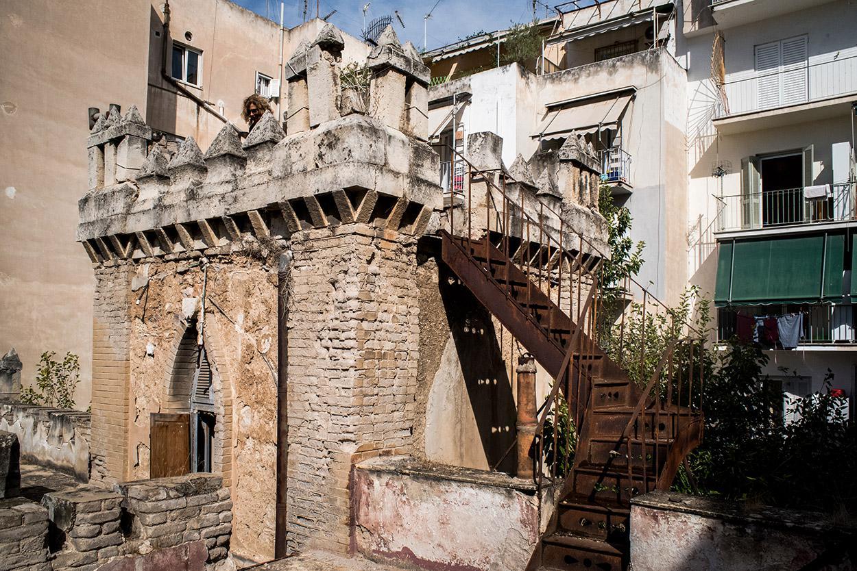 Πύργος Θήρας/Τυπάλδου
