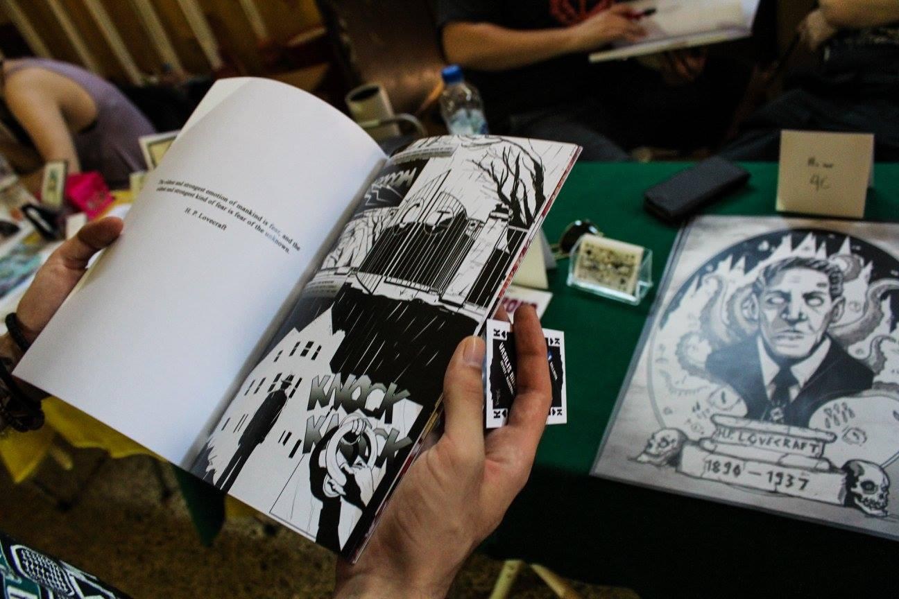 Comic Zine fest 2016