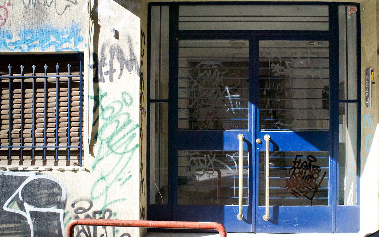 Το εμβληματικό κτίριο των αδερφών Μιχαηλίδη, Ζαΐμη 1 και Στουρνάρη
