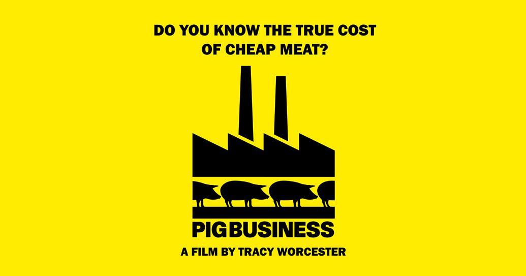 Pig Business: Το αληθινό κόστος του φθηνού κρέατος