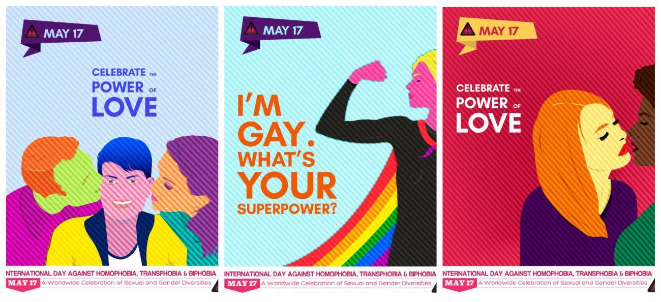 Σπάσε τη Σιωπή: 17 Μαίου - Ημέρα κατά της Ομοφοβίας   InExarchia