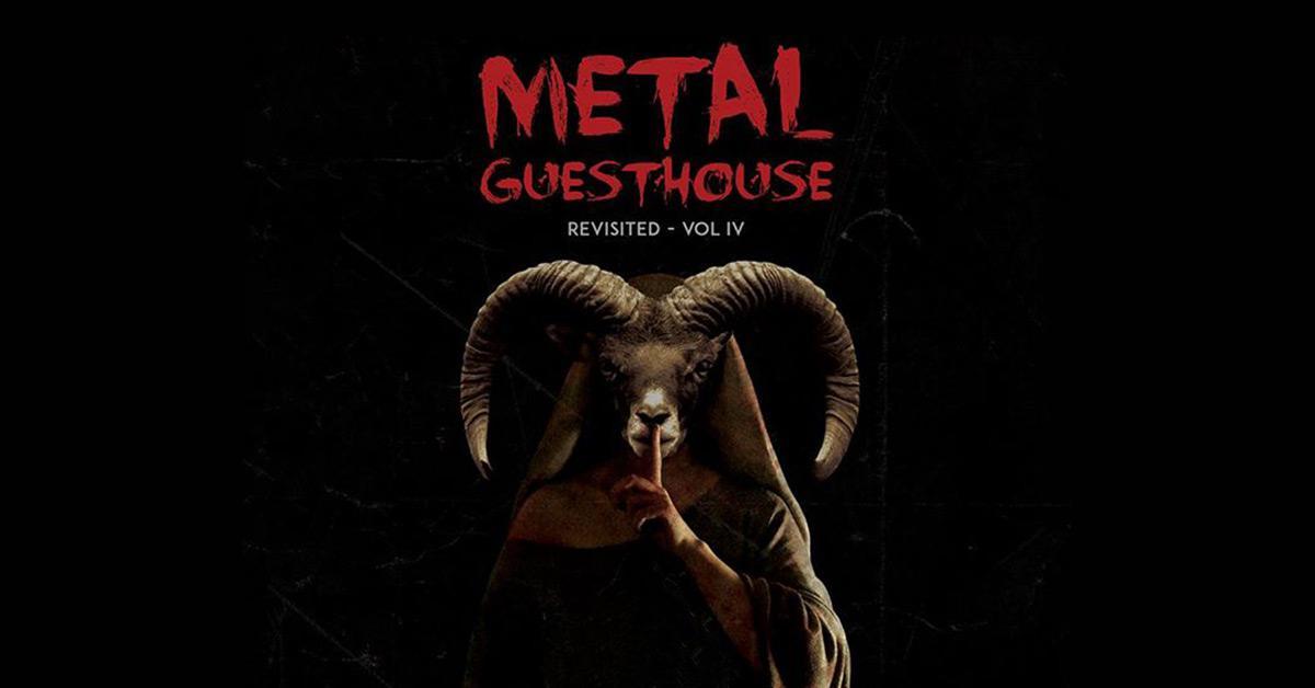 To 4o Metal Guesthouse. Σκοτεινό και doomy. [Ανταπόκριση & Συνεντεύξεις]