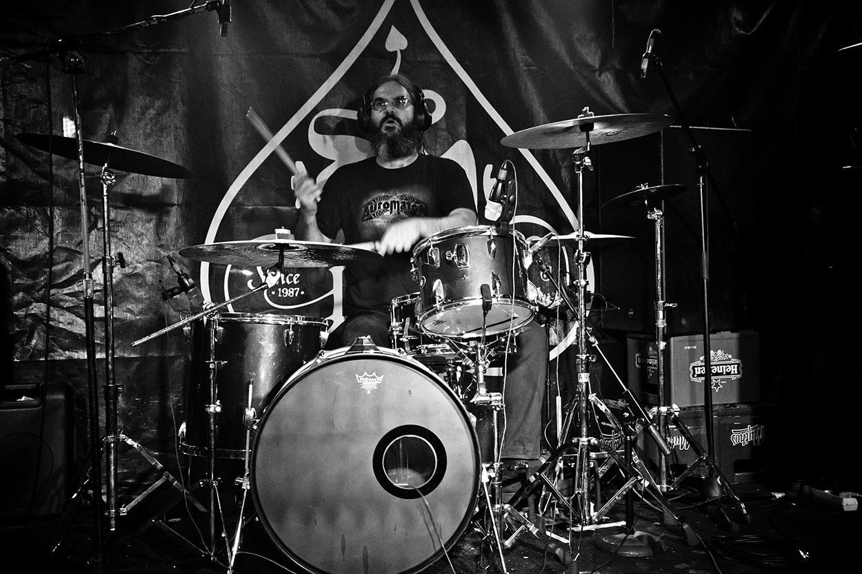 Metal Guesthouse (revisited) vol.4: Ένα live με σκοτεινή ηχητική υφή και βαθιά doomy ήχο