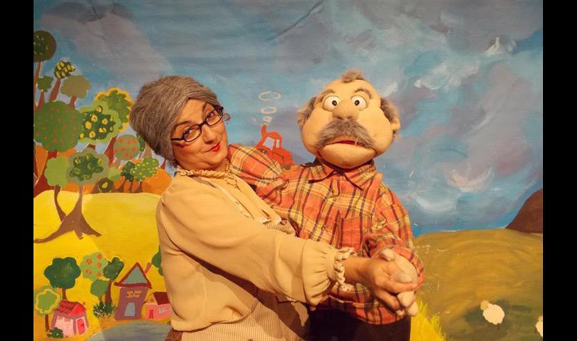 Μήλα Ζάχαρη Κανέλα - Παιδική παράσταση στο θέατρο Φούρνος