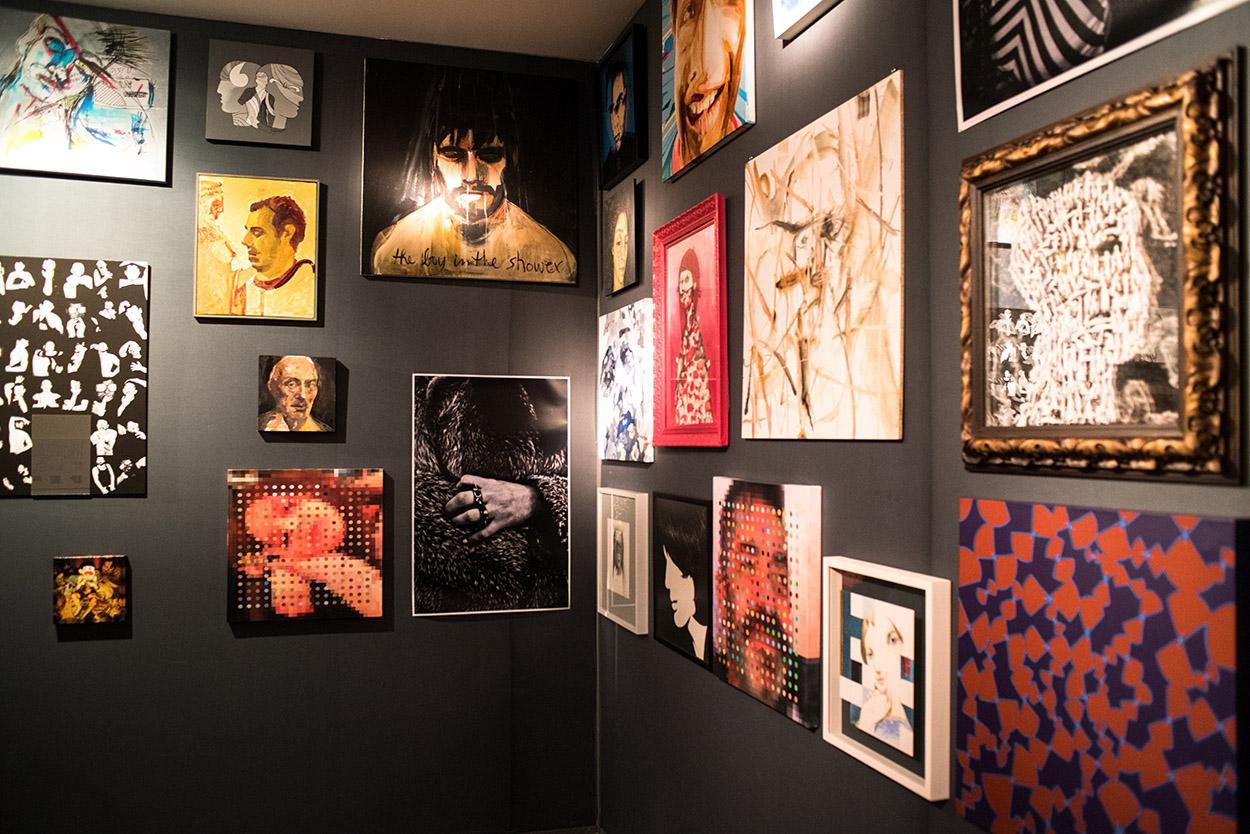 Portrait Cabinet - ομαδική έκθεση στην CHEAPART