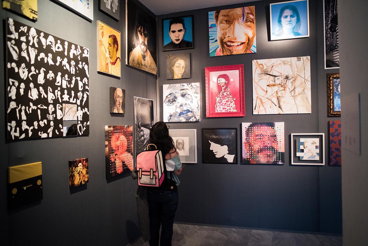 Portrait Cabinet στην Cheapart: To πορτρέτο σε όλες τους τις εκφάνσεις
