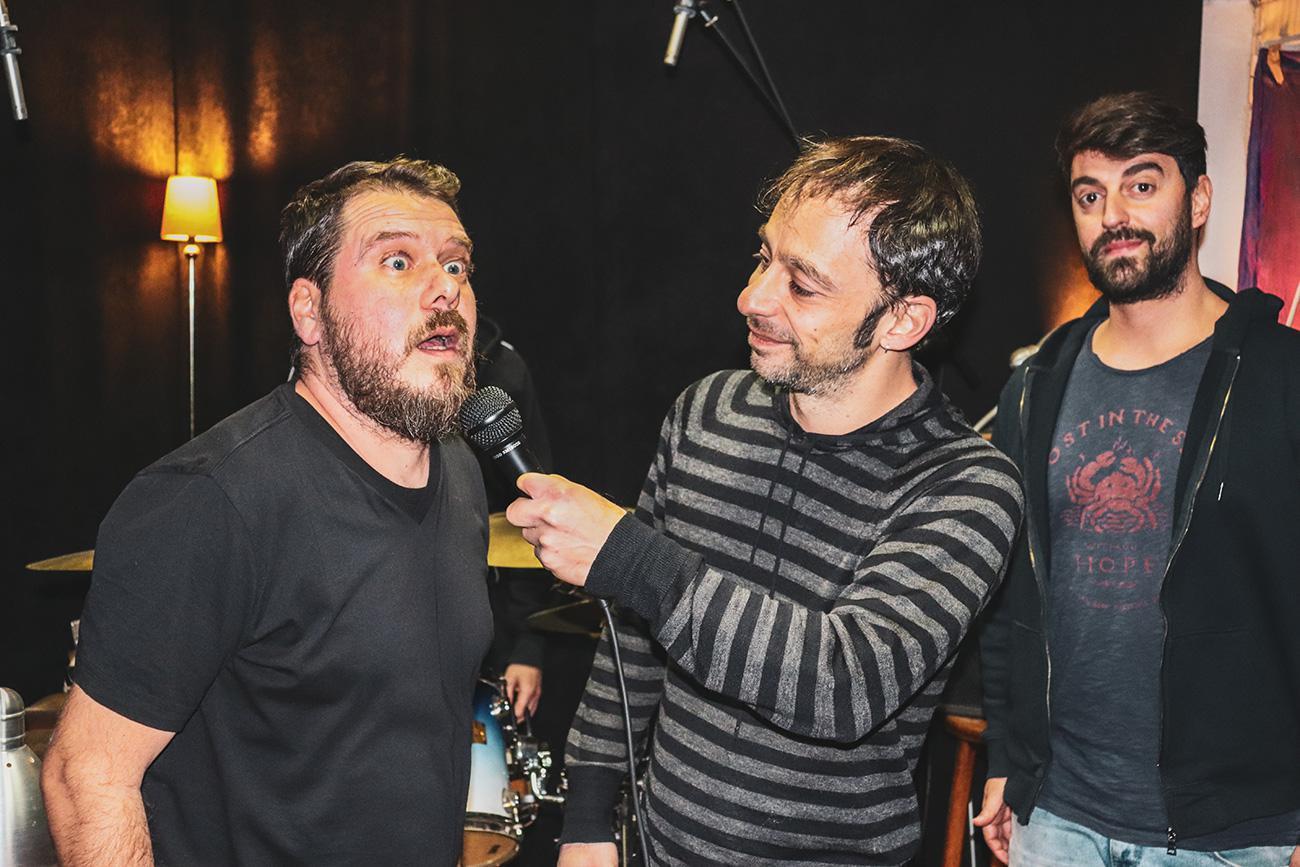 Προφίλ - Η μπάντα