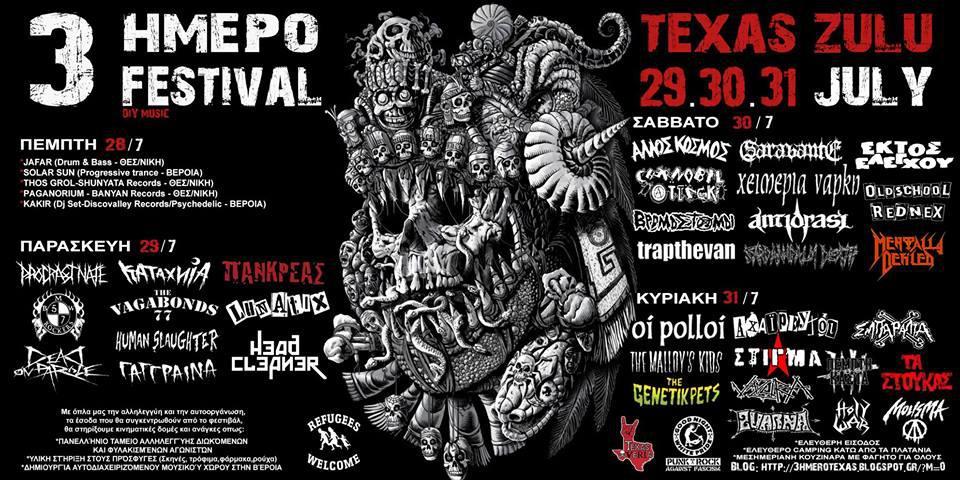TEXAS zulu Festival