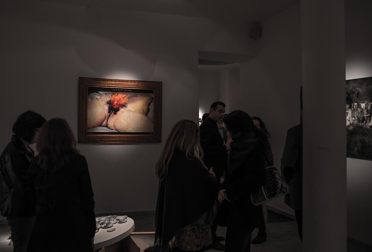Vandalism στην Cheapart στα Εξάρχεια: Πώς ορίζεται η έννοια του βανδαλισμού σε ένα χώρο τέχνης